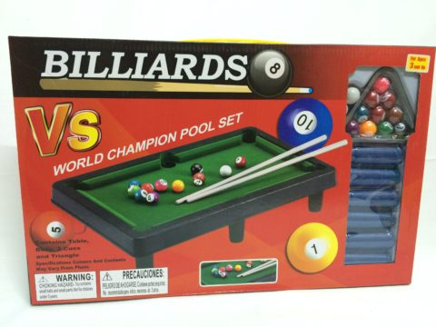 TABLE TOP POOL TABLE – Emerald Sports & Games