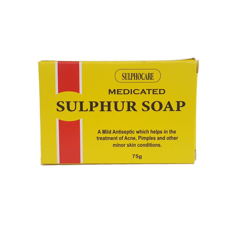 MEDICATED SULPHUR SOAP